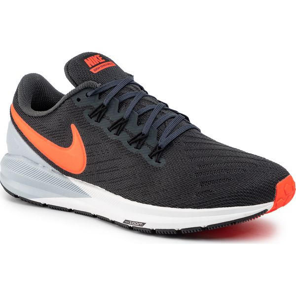 Buty NIKE Air Zoom Structure 22 AA1636 010 AnthraciteBright Crimson