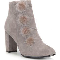 buty na zime damskie eleganckie