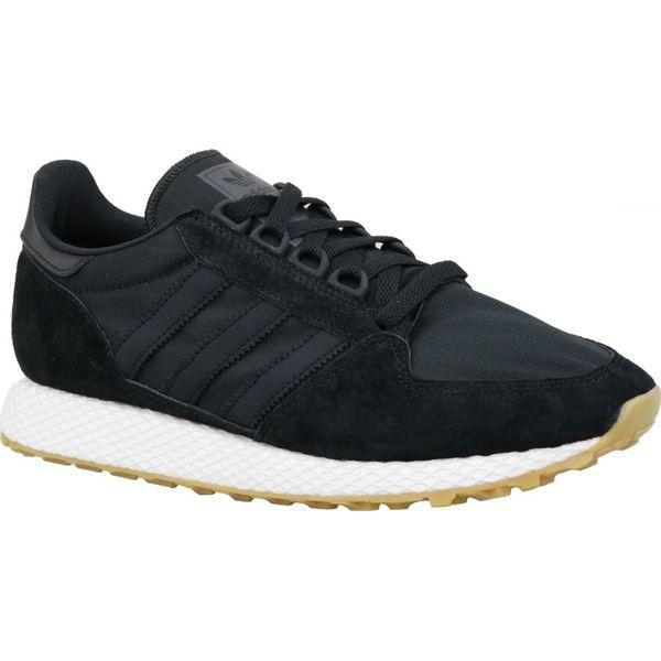 Buty adidas Forest Grove M CG5673 czarne