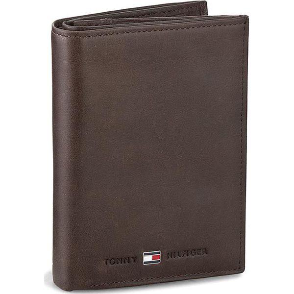 9e04b7b8a0b6f Duży Portfel Męski TOMMY HILFIGER - Johnson N S Wallet W Coin Pocket  AM0AM00664 82570 041 - Portfele męskie marki Tommy Hilfiger. Za 299.00 zł.