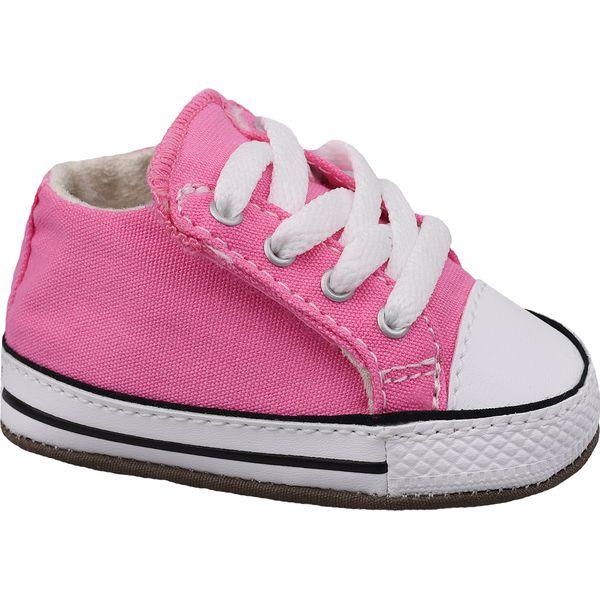 Converse Chuck Taylor All Star Cribster 865160C buty sportowe, trampki uniseks różowe 20