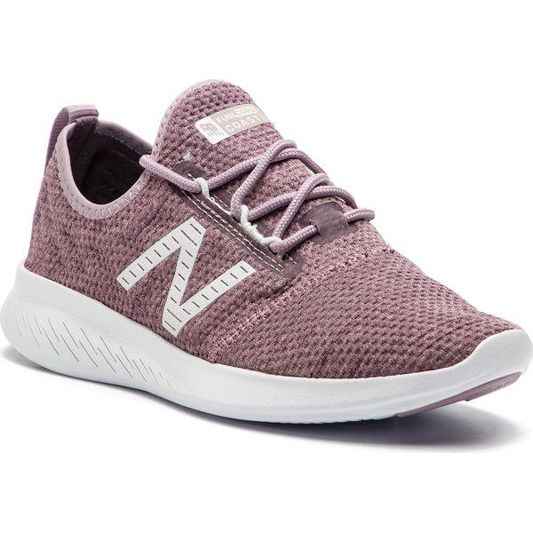 ac3fb2a5dbf163 Buty NEW BALANCE - WCSTLRF4 Fioletowy - Fioletowe obuwie do biegania  damskie New Balance, do biegania. W wyprzedaży za 209.00 zł.