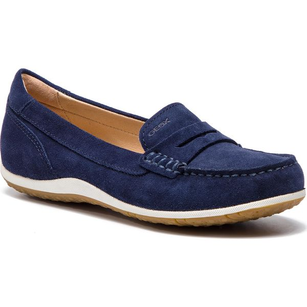 various styles lace up in discount shop Mokasyny GEOX - D Vega Moc A D92DNA 00022 C4000 Blue