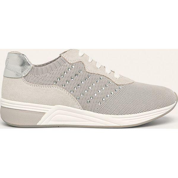 buty sportowe damskie szare nowe marco tozzi