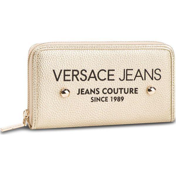 7dd3a91579b88 Duży Portfel Damski VERSACE JEANS - E3VTBPD3 71089 901 - Portfele damskie  marki Versace Jeans. Za 359.00 zł. - Portfele damskie - Akcesoria damskie  ...