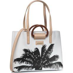 Białe torebki i plecaki damskie Monnari Kolekcja wiosna