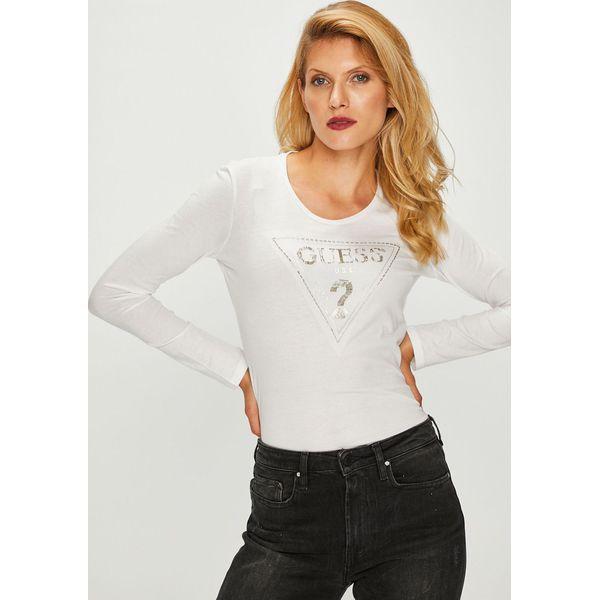 bf55acf889691 Guess Jeans - Bluzka - Bluzki damskie marki Guess Jeans. W ...