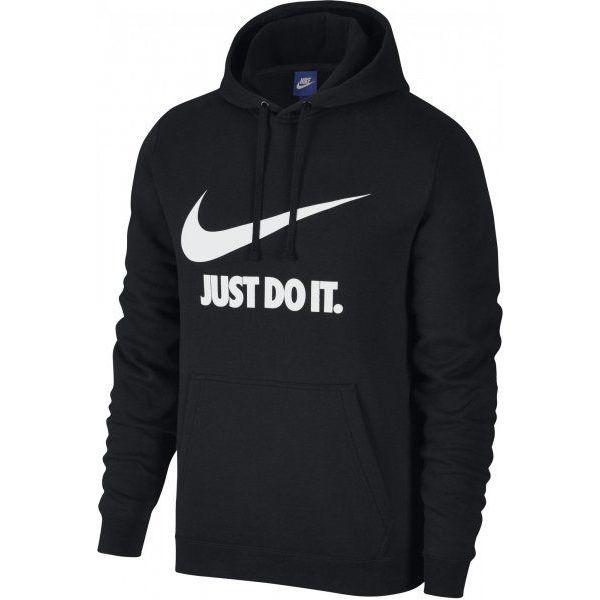 058d585aa244 Nike Bluza Męska M Nsw Hoodie Po Jdi Black White Xs - Bluzy sportowe ...