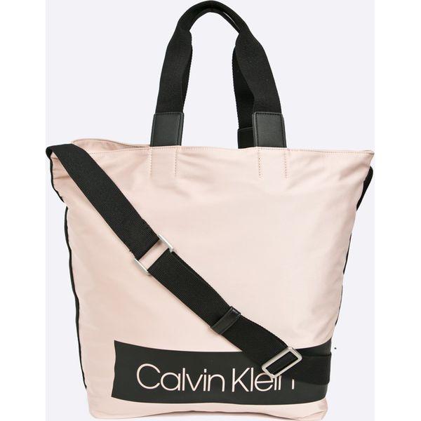 a1a2347fbd4e8 Szare akcesoria damskie marki CALVIN KLEIN - Kolekcja wiosna 2019 - Sklep  Super Express
