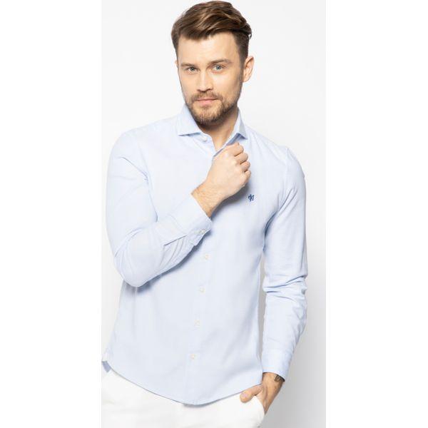 Koszula Marc O'Polo 022 7501 42348 Niebieskie koszule  tI4I3
