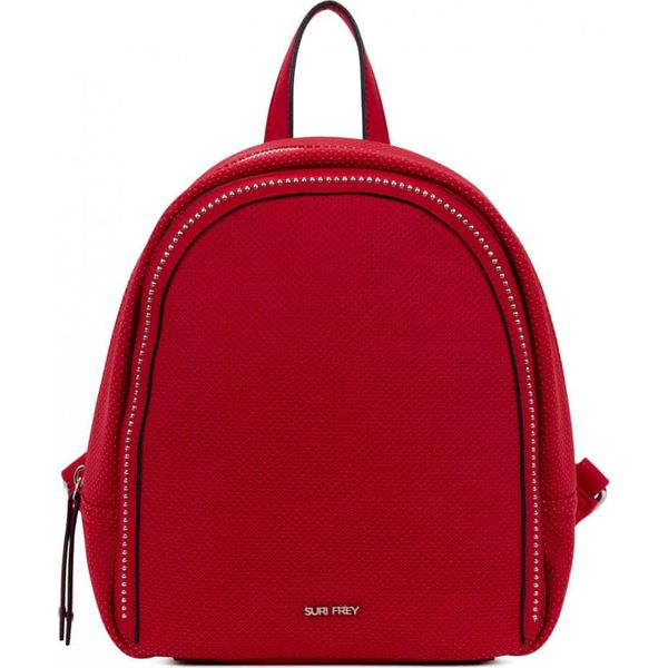Suri Frey plecak damski Romy Lony, czerwony