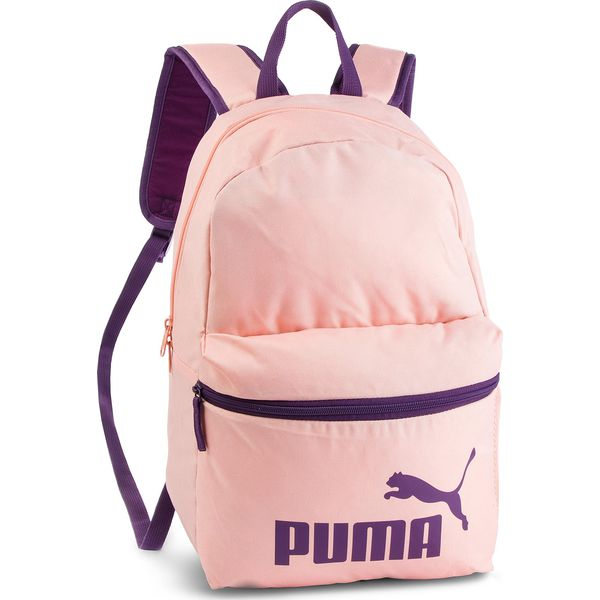 72441215a0dd6 Plecak PUMA - Phase Backpack 075487 14 Peach Bud-Indigo - Plecaki ...