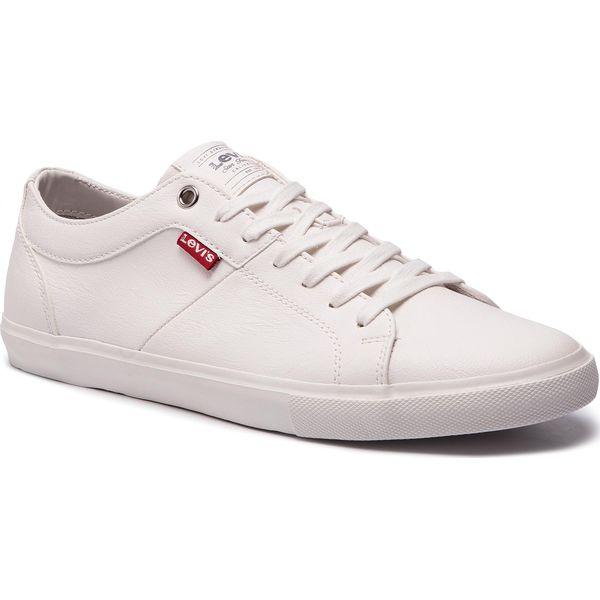 5b2744c42afb4 Tenisówki LEVI'S - 225826-794-50 Brilliant White - Trampki i ...