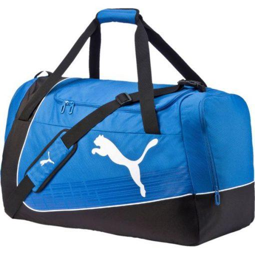 0b90ba6c3a Puma Torba sportowa Evo Power Large Bag Team 44.2L niebieska (073874 ...