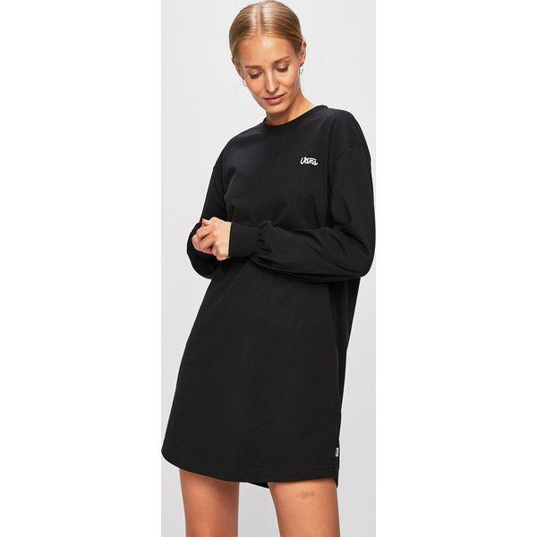 Vans Sukienka Czarne sukienki damskie Vans, na co dzień