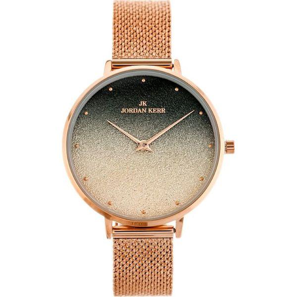 Zegarek Jordan Kerr ZEGAREK DAMSKI JORDAN KERR G3005 (zj983c) uniwersalny