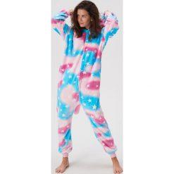 12044b7287af5e Kolorowa piżama jednorożec - Wielobarwny. Piżamy damskie Sinsay, l, bez  wzorów, bez