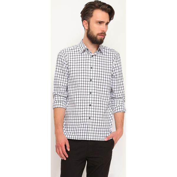 21949151823172 KOSZULA DŁUGI RĘKAW MĘSKA - Koszule męskie marki TOP SECRET. W ...