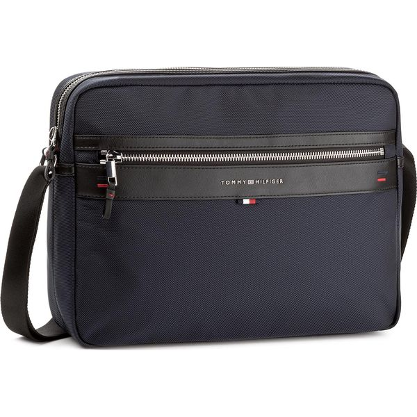 de414037f686e Torba na laptopa TOMMY HILFIGER - Elevated Messenger AM0AM03187 413 ...