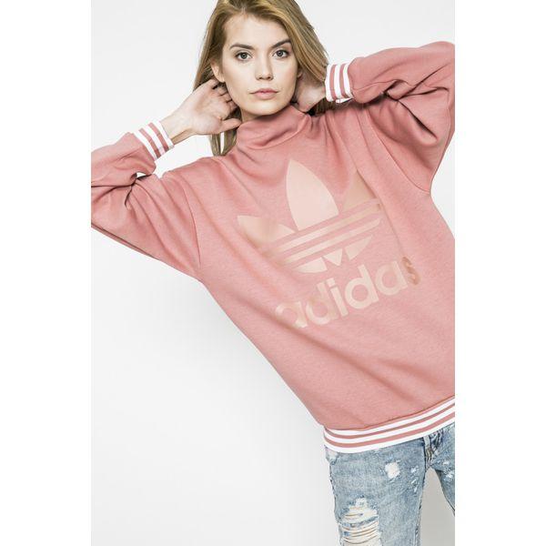 5098c53ea7 adidas Originals - Bluza - Bluzy bez kaptura damskie marki adidas ...