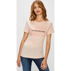 aedcfc09731e0e Wyprzedaż - topy damskie marki Calvin Klein Jeans - Kolekcja wiosna ...