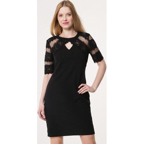 5f20e99825 Czarna Sukienka Exclusive - Sukienki damskie marki Born2be. Za 69.99 ...