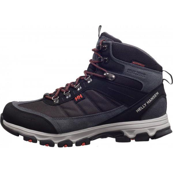 eleganckie buty oficjalna strona szczegółowy wygląd Helly Hansen Buty Trekkingowe Rapide Mid Mesh Ht Black/Ebony/Rusty Fir Eu  44.5/Us 10.5