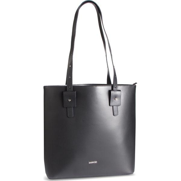 97cd69cf4d4df Torebka LASOCKI - VS4518 Czarny - Czarne torebki klasyczne damskie ...