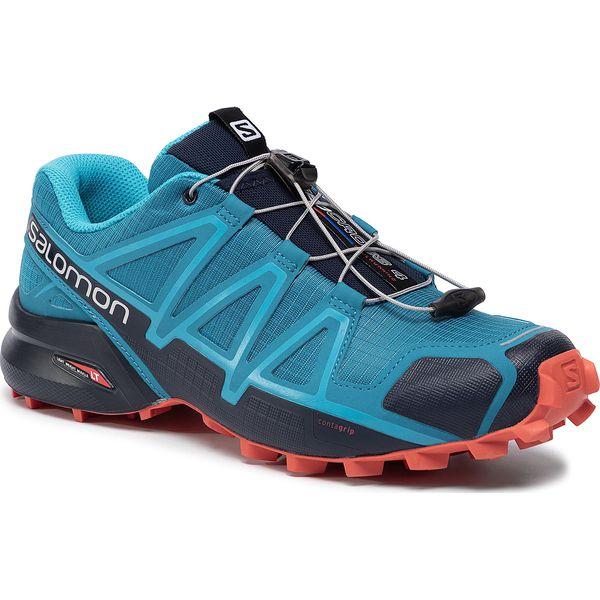 Salomon buty trekkingowe męskie Speedcross 4 407864 niebieskie