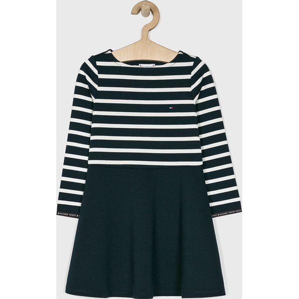 a5f33c9c31023 Tommy Hilfiger - Sukienka dziecięca 110 - 64 cm - Sukienki ...