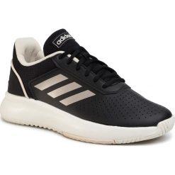 Czarne buty damskie Adidas, kolekcja wiosna 2020