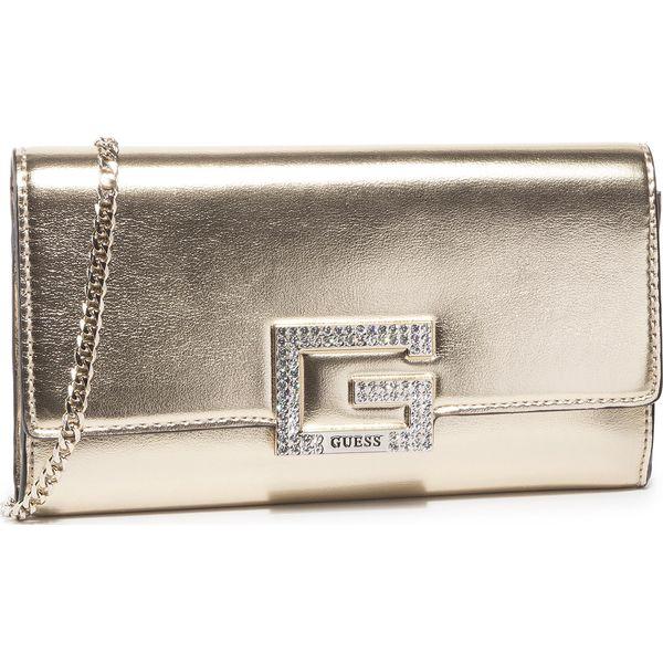 Torebka GUESS Dazzle (MG) Evening Bags HWMG76 75710 GOLD