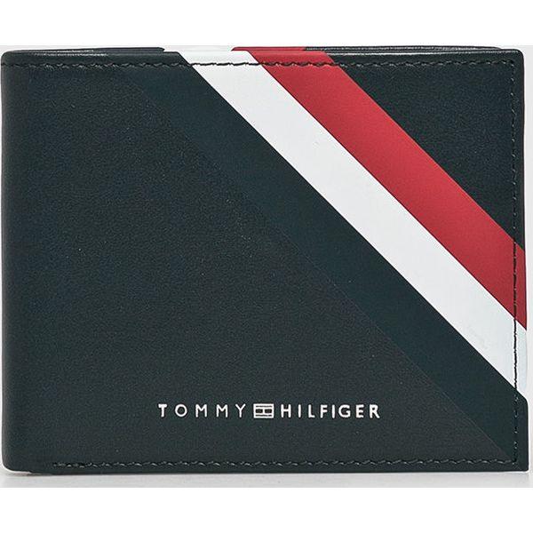 046656d0594e2 Tommy Hilfiger - Portfel skórzany - Portfele męskie marki Tommy ...