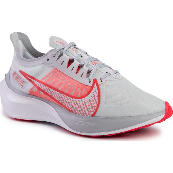Buty NIKE Zoom Gravity BQ3203 003 Pure PlatinumWhiteRed Orbit