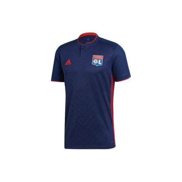 4768c4ec4e555e Koszulka krótki rękaw do piłki nożnej OL - T-shirty damskie Adidas ...