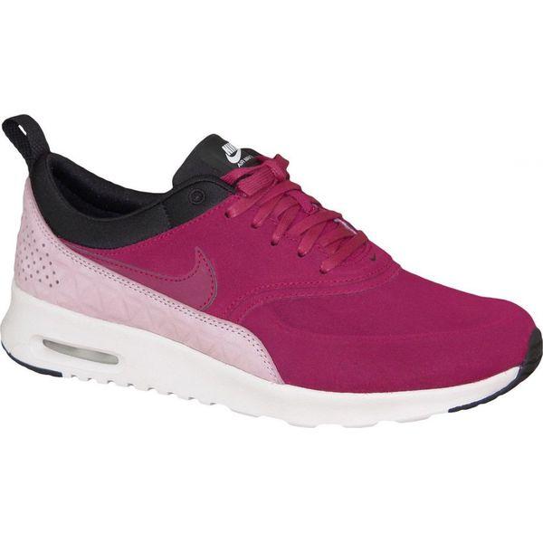 Czerwone Buty Wmns Nike Air Max Thea Premium W 845062 600