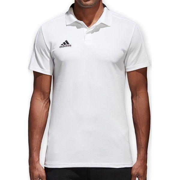 45dc1c261594c6 Adidas Koszulka piłkarska Condivo 18 CO Polo biała r. XL (CF4377) - Koszulki  polo męskie marki Adidas. Za 120.00 zł. - Koszulki polo męskie - T-shirty i  ...