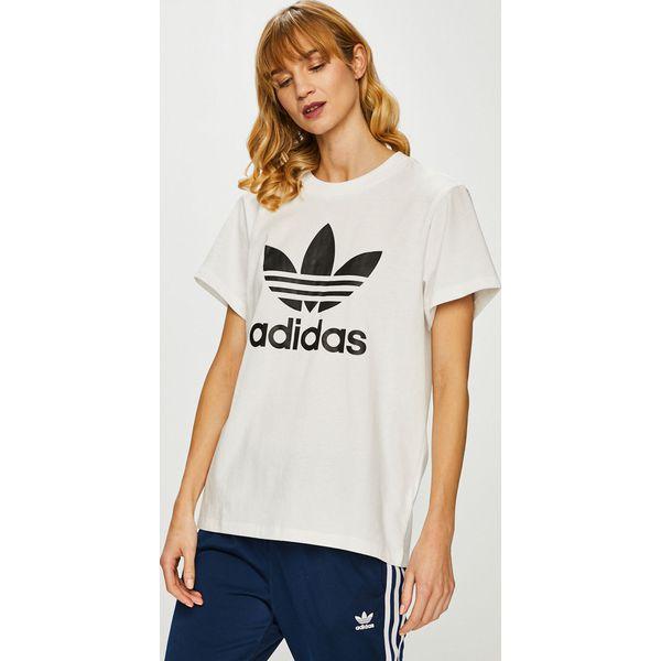 a911682a7 adidas Originals - Top - Topy damskie marki adidas Originals. Za 129.90 zł.  - Topy damskie - T-shirty i topy damskie - Odzież damska - Kobieta - Sklep  Super ...
