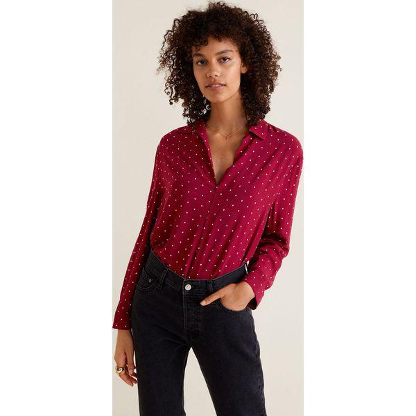 14f5502c9d Mango - Koszula - Koszule damskie marki Mango. W wyprzedaży za 39.90 ...