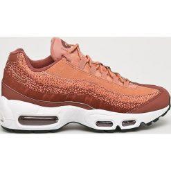 Różowe buty sportowe na co dzień damskie Nike Kolekcja