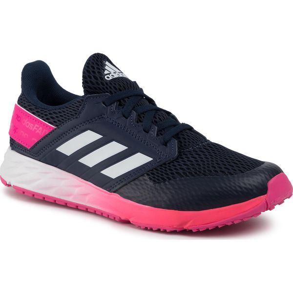 Buty adidas FortaFaito K G27391 ConavyFtwwhtShopnk