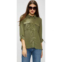 d3207dfba78eb4 Zielone koszule damskie Jacqueline de Yong, z klasycznym ...