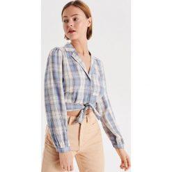 01f544d5dbc73a Koszule damskie z krótkim rękawem - Kolekcja lato 2019 - Sklep Super ...
