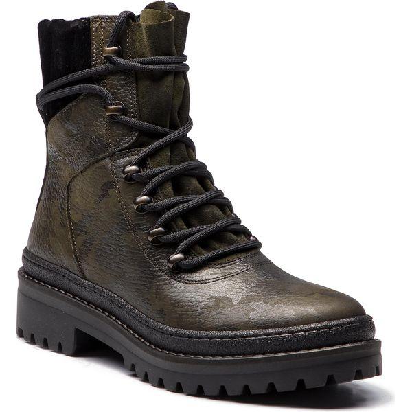ad38007aab8fd Trapery TOMMY HILFIGER - Modern Hiking Boot C FW0FW03047 Camo 901 ...