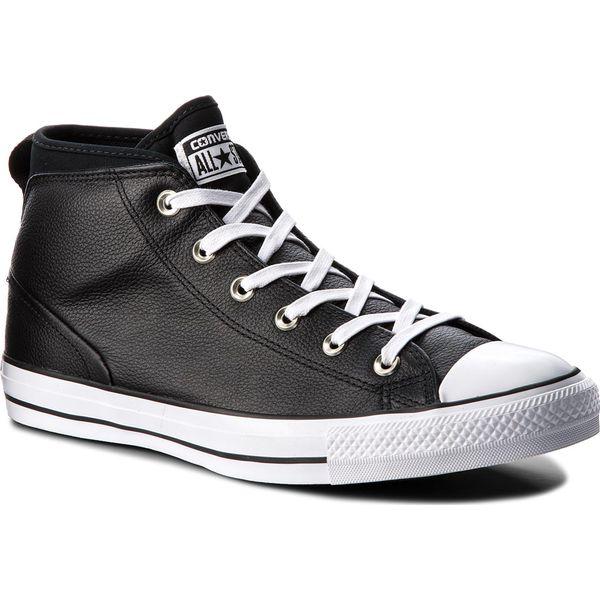 44d9ed47dd670 Trampki CONVERSE - Ctas Syde Street Mid 157537C Black/Black/White ...