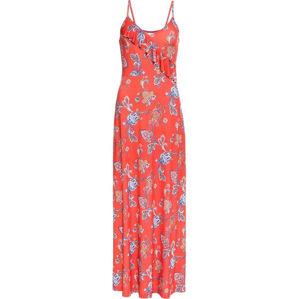 cfce1b9cb1 Sukienka z nadrukiem bonprix czerwony paisley - Sukienki damskie ...
