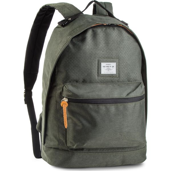 f8ab383f510e0 Plecak PEPE JEANS - Ledbury Backpack PM030518 Richmond Green 681 ...
