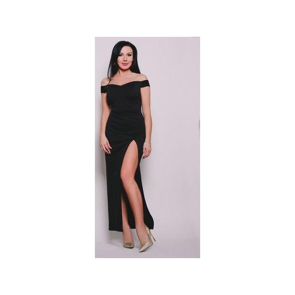 b2d05e12e3 GRACE SUKIENKA MAXI CZARNA - Sukienki damskie marki Aile. Za 279.00 ...