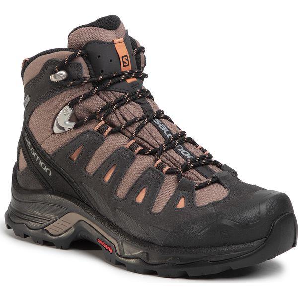 Buy Salomon Quest Prime Gtx Navy Blue Outdoor Shoes online