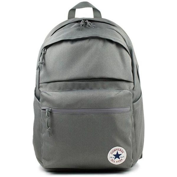 b9b9fe00df97d Converse Plecak Unisex Poly Chuck Plus 1.0 Backpack Szary - Plecaki ...